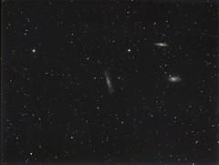 Leo Triplet First Light (Astro Gabe) Tags: m65 m66 ngc3628 Astrometrydotnet:status=solved Astrometrydotnet:version=14400 Astrometrydotnet:id=alpha20130254929672