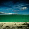 Green Escape (sebistaen) Tags: sky cloud green wall paint flickr 500px sebistaen