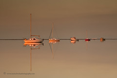"""Calm&Tranquil"" (Ray Mcbride Photography) Tags: boats seascapes calm beaches tranquil meols northwestengland"