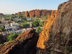 Cycling Yaragatti to Chalukya temples of Badami (Tomas Belcik) Tags: temples badami chalukyadynasty