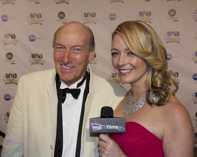 Ed Lauter, Tara Hunnewell, Night of 100 Stars, Oscars Viewing Party
