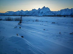 Winter Teton Sunset (wrtrekker (Jerry T Patterson)) Tags: park camping autumn winter sunset camp horse cloud mountain lake snow mountains west fall sunrise canon river waterfall buffalo nikon cowboy kayak tour photoshoot hiking wildlife parks grand moose hike jackson canoe trail western patterson 5d wyoming elk rv teton tetons bison wildflower moran grandteton jacksonhole oxbow d800 wrangler trailhead phototour mtmoran schwabacher 5dm3 5dmiii d800e