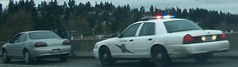 WSP in Action,East bound on i-90 (rjgivnin Sr) Tags: bridge ford island police ticket victoria mercer stop crown mercerisland cruiser i90 wsp washingtonstatepatrol