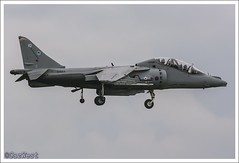 HARRIER T12 ZH664 112 (Gaz West) Tags: belonging harrier ocu 20r squadron based raf wittering zh664 is like rest our fleet now sitting out bone yard arizona t12 112 interesting explore explored