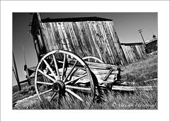 Reminder of a bygone era - Bodie, California (hazarika) Tags: california bodie