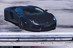 MY13 Lamborghini Aventador (Jan Glovac Photography) Tags: black car italian perth lamborghini supercar aventador