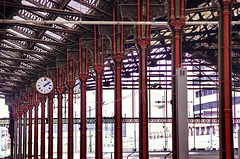 Paris Gare de Lyon 7 (paspog) Tags: paris france horloge clocks garedelyon uhren horloges parisgaredelyon