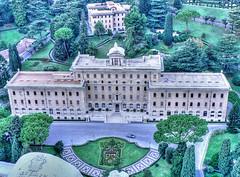 Vatikanstadt, Palazzo del Governatorato (Regierungspalast) (Polybert49) Tags: italien italy vatican roma italia vaticano rom italie itali papst vatikan vatikanstadt romaantiqua papstbenediktxvi italujo heribertpohl benedetoxvi