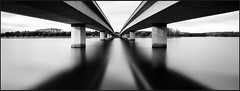 Which_Bridge_02 (Beetwo77) Tags: longexposure urban architecture buildings structures australia revolution nd fujifilm canberra 1855mm alpha fujinon act xseries fullres highquality commonwealthbridge centennary mirrorless xpro1 6stop balloonspectacular xmount imagesamples xphotographers fujixpro1