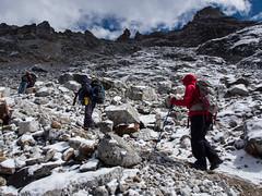 Renjo La (EverExplore) Tags: nepal trekking la pass himalaya thame renjo