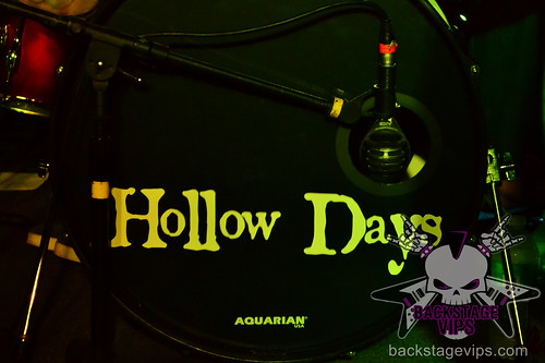 Hollow Days Drum Head
