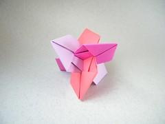 6 Piece XYZ - Francis Ow (Rui.Roda) Tags: francis origami modular ow papiroflexia planar xyz