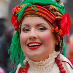 "Woman in traditional ukrainian clothes<a href=""http://www.flickr.com/photos/28211982@N07/8572367523/"" target=""_blank"">View on Flickr</a>"