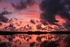 Nicaragua Sunrise (Michael Koecheler) Tags: sunset southamerica beautiful clouds sunrise canon amazing nicaragua unreal cloudporn t3i californa bestshots