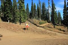 Mt. Misery trailhead (fly flipper) Tags: bluemountains mtmisery asotincounty umatillanationalforest mtmiserytrail