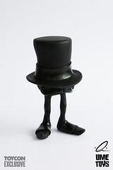 Harrington_Noir ([rich]) Tags: toy rich resin custom ume richpage resins umetoys toyconuk
