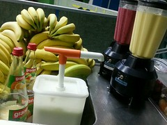 """ACR Center Köln - Smoothie Catering • <a style=""""font-size:0.8em;"""" href=""""http://www.flickr.com/photos/69233503@N08/8583933246/"""" target=""""_blank"""">View on Flickr</a>"""