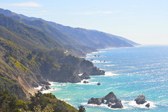 Big Sur (Thrashgordon) Tags: ocean california usa nikon pacific bigsur pacificocean pacificcoast californiacoastline californiacoast nikond3200 californiascenery nikkor1855mm d3200 bigsurusa bigsurcaliforia