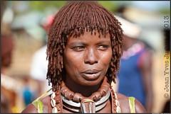 IMG_0256 ( Jean-Yves JUGUET ) Tags: africa portrait people woman man canon photography faces jean african tribal valley tribes afrika yves ethiopia » ethnic minority karo mursi hamar tribo hamer ethnology tribu omo « ethiopie oromo ethnique konso ethnies juguet tsemay minorité »omo