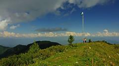 Miranjani: Summit (Shahid Durrani) Tags: miranjani nathiagali hike