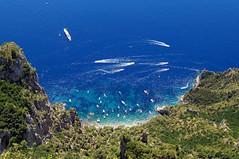 Playboy yachts (kfinlay) Tags: italy italia capri campania island gulfofnaples romans rich famous playboy sexy