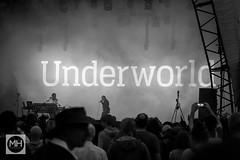 Underworld at Bluedot, Jodrell Bank Discovery Centre in Black & White (tw332) Tags: bw blackwhite bluedot bluedotfestival concert festival jodrellbank jodrellbankdiscoverycentre karlhyde lights ricksmith stagelights underworld