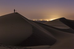 If you want something you've never had, You must be willing to do something you've never done. (It was the light, it was the angle) Tags: jeffmorris itwasthelight wwwitwasthelightcom 2016 glamis california sanddunes imperialcounty imperialdunes sand dirt night stars brawley selfie photographer tripod nature landscape nightscape nightphotography longexposure