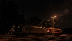 2893_2016_08_26_Wanne_Eickel_wf_MRCE_ES_64_U2_-_027_DISPO_6182_027_&_ES_64_U2_072_6182_572 (ruhrpott.sprinter) Tags: ruhrpott sprinter geutschland germany nrw ruhrgebiet gelsenkirchen lokomotive locomotives eisenbahn railroad zug train rail reisezug passenger gter cargo freight fret diesel ellok mrce mrcedispolok cfl dispo eh txltxlogistik sbbc whe 28 es64u2 182 185 486 burningfire outdoor logo