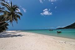 Waiting for Xmas (yarin.asanth) Tags: yarinasanth gerdkozik weather summer sand palmtrees sun water sea spring beach thailand kohphangan phangan