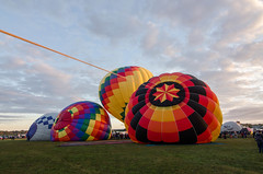 DSC_0008 (Michael P Bartlett) Tags: balloons airport runway hotairballoons adirondacks 2016adirondackballoonfestival ballooning