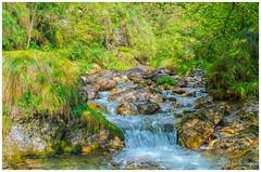 Piccola cascata in Val Vertova (BG) #2 (mauro.cagna) Tags: nikon sigma art val seriana vertova bergamo montagne fiume torrente acqua cascate
