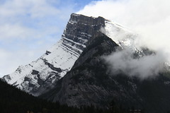 Banff, Mount Rundle, September 11 2016 (Velates) Tags: national park mount rundle banff