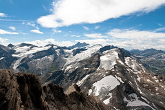 Top Kitzsteinhorn Cable Car Station (Roger Hanuk) Tags: alpine austria glacier kaprun kitzsteinhorn mountainrange salzburg at
