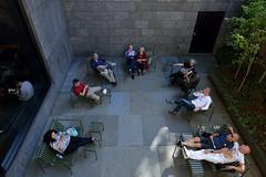 Sunday Afternoon (Eddie C3) Tags: newyorkcity uppereastside metropolitanmuseumofart architecture marcelbreuer metbreuer madisonavenue