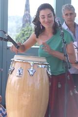 Tonzee (2016) 04 (KM's Live Music shots) Tags: worldmusic brazil samba tonzee albacabral conga drums festivalofbrasil hornimanmuseum