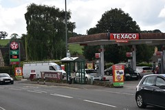 Texaco, Farrington Gurney Somerset. (EYBusman) Tags: texaco petrol gas gasoline filling service station garage farrington gurney somerset mfg murco eybusman