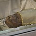 The sacred mummy of Archbishop Lourenço Vicente deceased in 1398