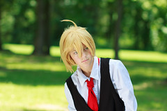 IMG_8354 (firecloak) Tags: sevendeadlysins nanatsunotaizai cosplay meliodas boy