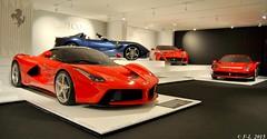 Ferrari LaFerrari - Galleria Ferrari - Maranello 2015 (Ferrari-live / Franck@F-L) Tags: ferrari laferrari galleria maranello 2015