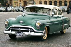 Oldsmobile (dprezat) Tags: usa classic cars collection automobiles oldsmobile voitures vincennes vincennesenanciennes traverséedeparis sonyalpha700