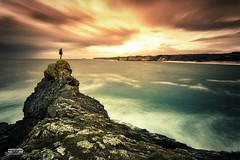 Ocean 60 (bgspix) Tags: longexposure sea seascape france nature clouds landscape brittany bretagne nd bzh cancale leefilter bigstopper