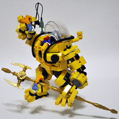 Duh-Nuh01 (madLEGOman) Tags: simon animal jack for shark lego euro bricks contest submarine forbidden jaws planet jacques mech cousteau mckeen madlegoman sharkmech