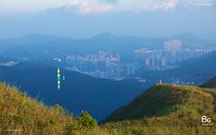 Radio Toy Plane :: Kowloon PeakHong Kong (bgfotologue) Tags: sunset hk mountain radio plane landscape hongkong east  kowloon peninsula    saikung     feingoshan