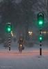 Groen licht ... Explore (Alex Verweij) Tags: morning winter light snow green canon licht groen sneeuw 7d morgen ochtend fiets almere crossover fietser stoplicht 0815 2013 oversteek busbaan alexverweij blinkagain 15jan2013