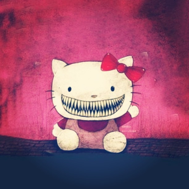 hello!   #instagood #tinge #love #cute #photooftheday #instamood #iger #beautiful #follow #picoftheday #instadaily #igdaily #life #fun #instalove #happy #bestoftheday #instagrammers #my #ignation #igaddict #tweegram #all_shots #art #hellokitty #kitty