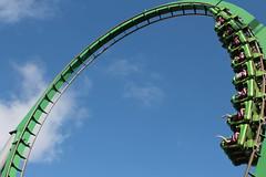Hulk's Roller Coaster