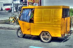 TRYKE THAT THINKS ITS A JEEPNEY (mal chatt) Tags: asian asia philippines culture manila filipino pinoy tagalog phils philippinespinoy