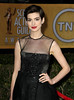 19th Annual Screen Actors Guild (SAG) Awards held at the Shrine Auditorium - Arrivals Featuring: Anne Hathaway