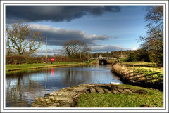 Leeds to Liverpool Canal. (Yvette-) Tags:
