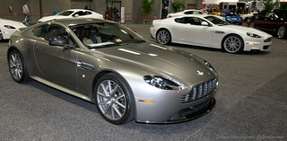 2013 Washington Auto Show - Lower Concourse - Aston Martin 3 by Judson Weinsheimer
